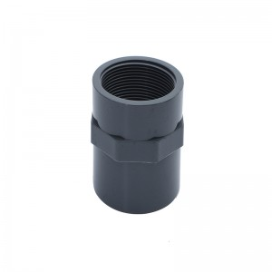 PN16 UPVC Fittings Female Socket