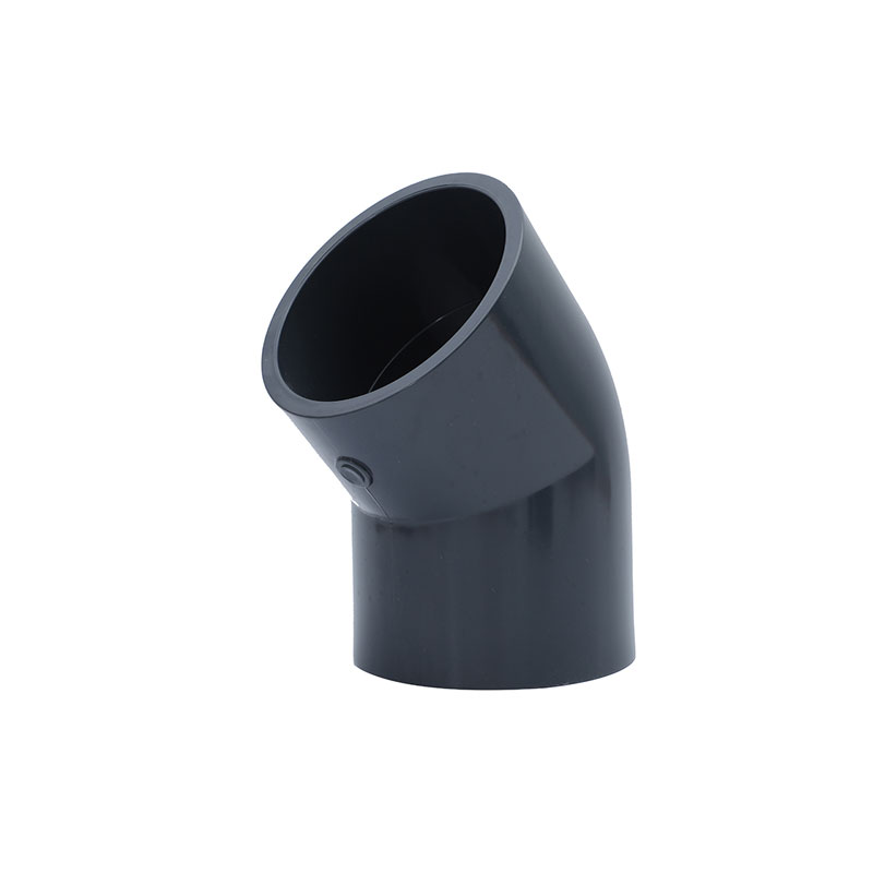 PN16 UPVC Fittings 45 Degree Elbow