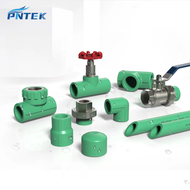 PPR valves and fittings
