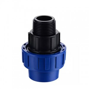 PP compression fittings socket