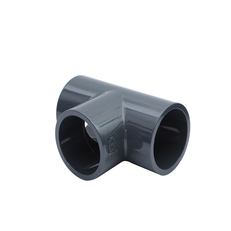 PN16 UPVC Fittings Equal Tee