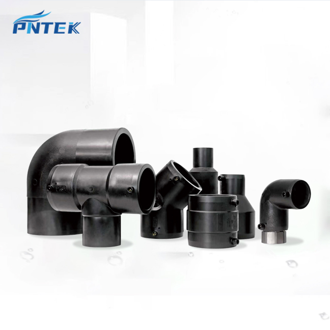 HDPE pipe and fittings