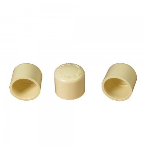 CPVC fittings 2846 standard end cap