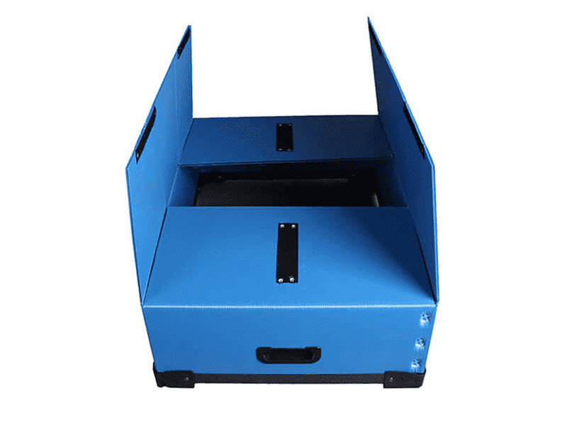 Hollow board turnover box: What are the advantages of hollow board turnover box in application?