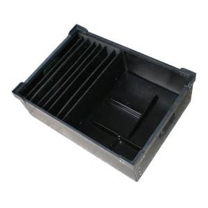 esd pp corrugated turnover box