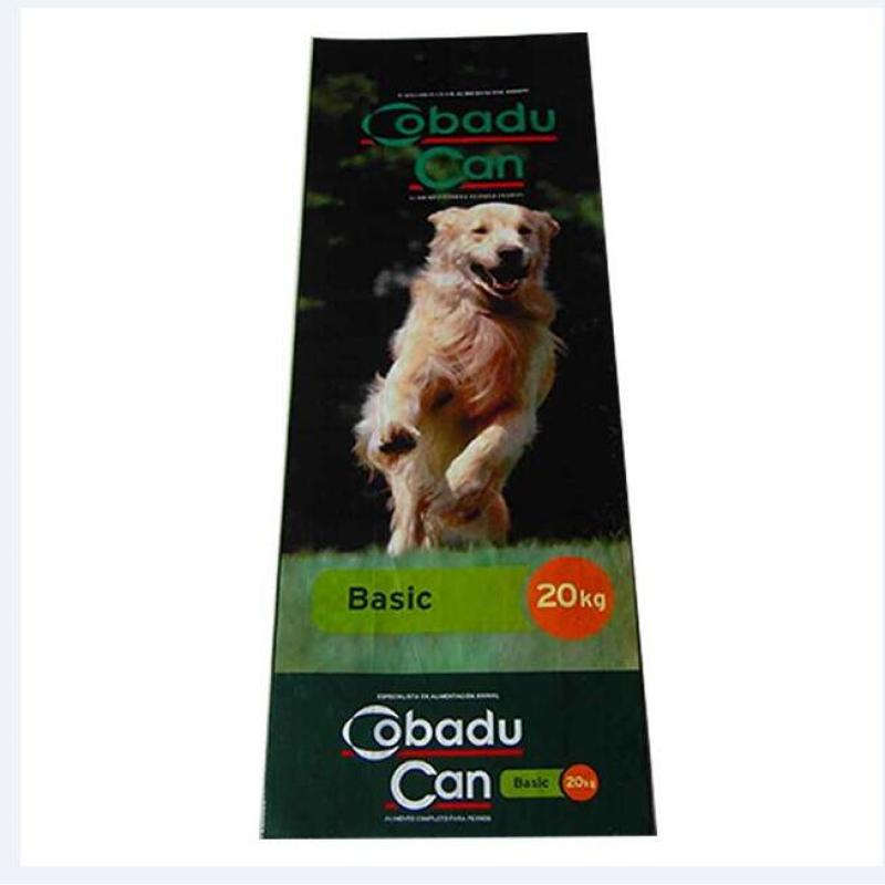 Pet Food Woven Polypropylene Bag Packaging