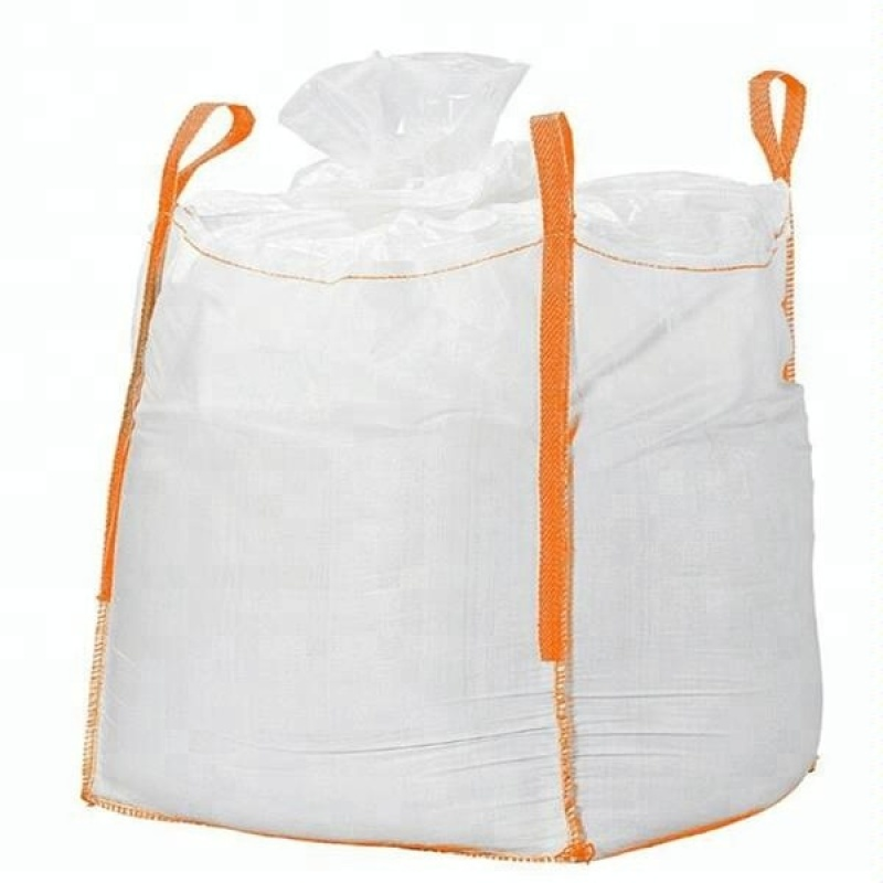 Top Fill Skirt PP Woven Bulk Packaging Bags