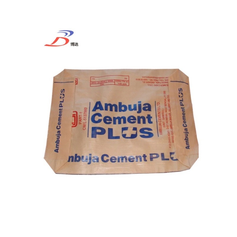 Accept Custom Order Cement Bag For Different Volume