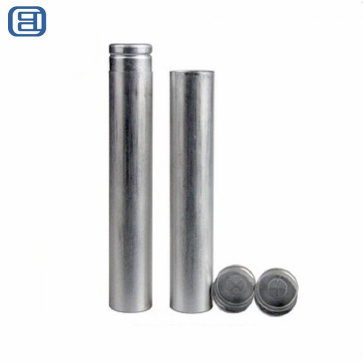 Dental Aluminium Empty Cartridge Tubes for Valplast Feflex Material