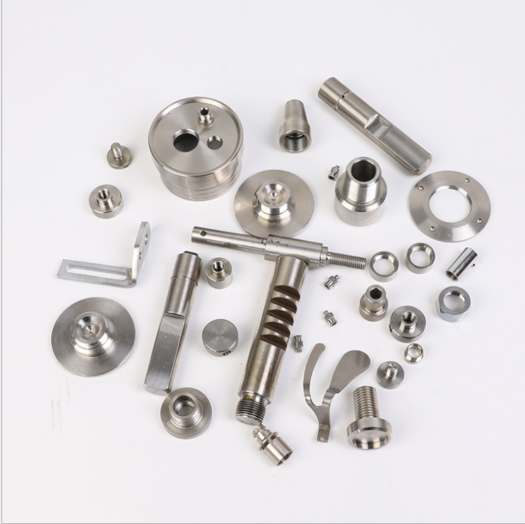 Little MOQ precision cnc turning accessories
