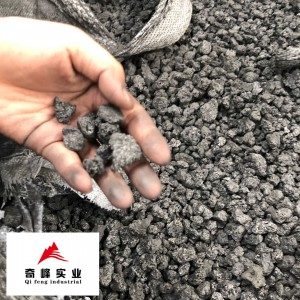 Manufactur standard China High Carbon Electric Petroleum Coke for Gray Iron