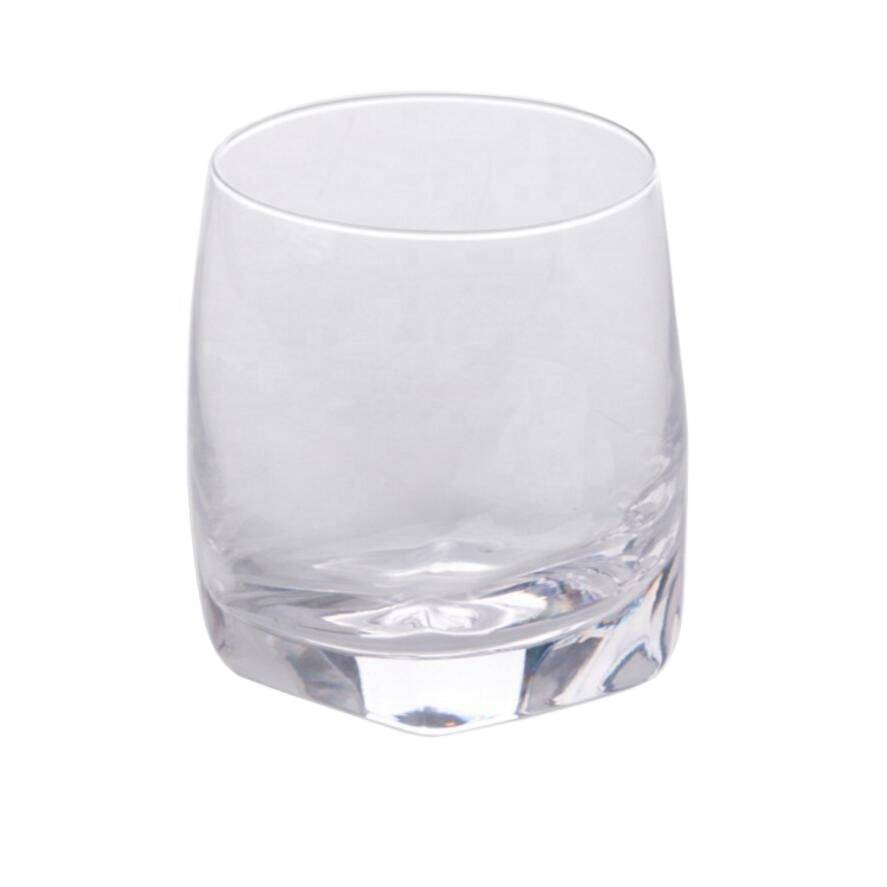 High borosilicate custom design new style whiskey glass cup water cup