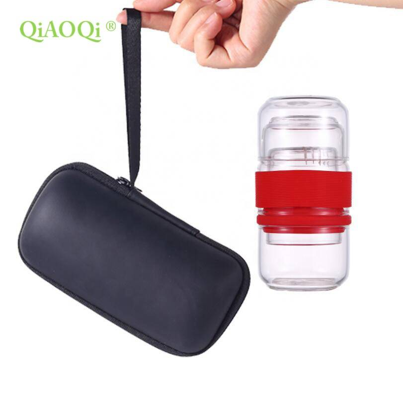 Portable Elegant Teapot Travel Office Tea Pot Set