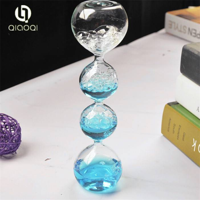 Hot selling balls shape sand clock