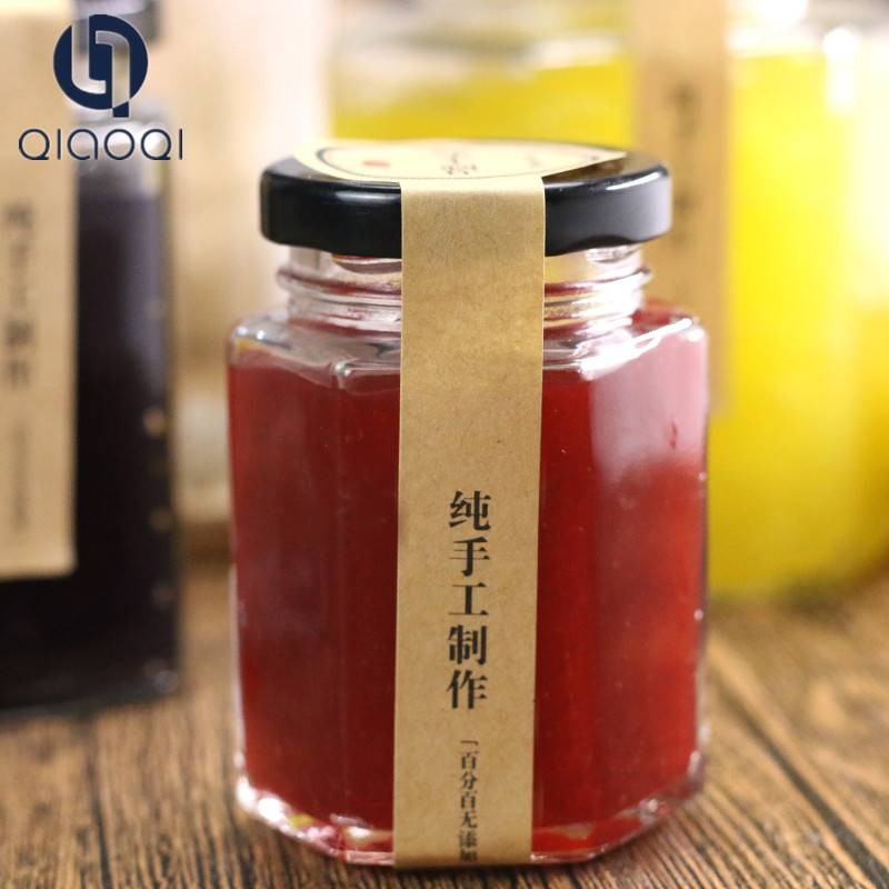 45ml 280ml Hexagon honey bottle