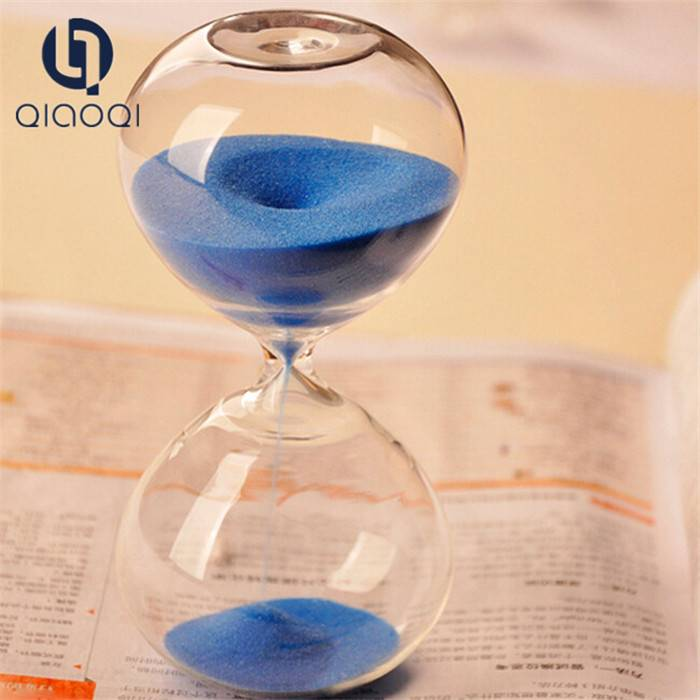 2017 new style sand timer clock
