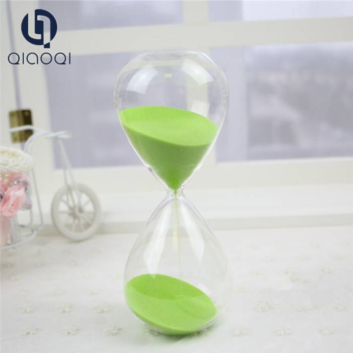 2017 style hourglass sand clock