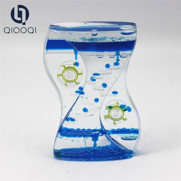 Bottom Price Eco Friendly acrylic purple hourglass sand timer