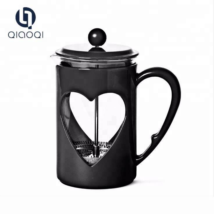 2018 New patent poker styles French coffee press
