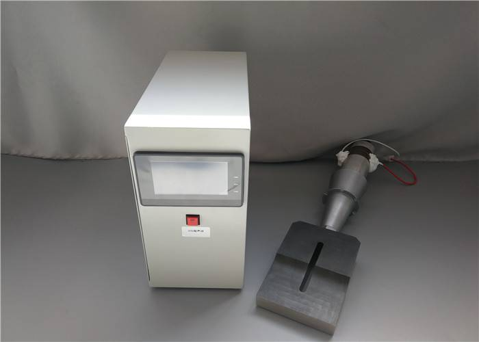 15 Khz Ultrasonic Welding Generator Transducer with Booster Horn Square Moulding Featured Image