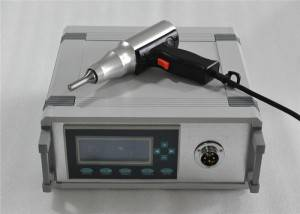 High Quality High Frequency Ultrasonic Welding System - 30Khz 500w Ultrasound Embrossed Welding for Auto Industry Application – Qianrong