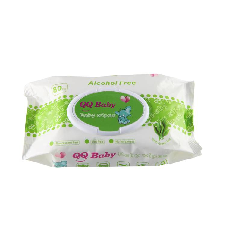 Hot sell custom cheap price natural cleaning high quality baby wipes Featured Image