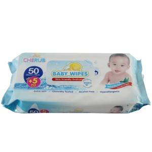 High quality light multi-purpose individual pack baby care custom wet wipes