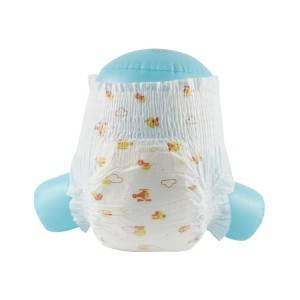Factory high grade cheap price disposable soft care baby diapers