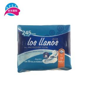 Best Selling Disposable Lady Maxi Woman Pad Sanitary napkin and Sanitary Pad