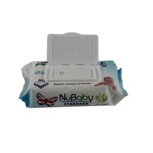 China manufacturer high quality hypoallergenic cleaning baby wipes bulk buy