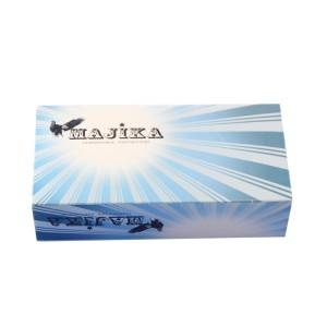 Customized Wholesale bamboo facial tissues design facial tissue box 2 ply