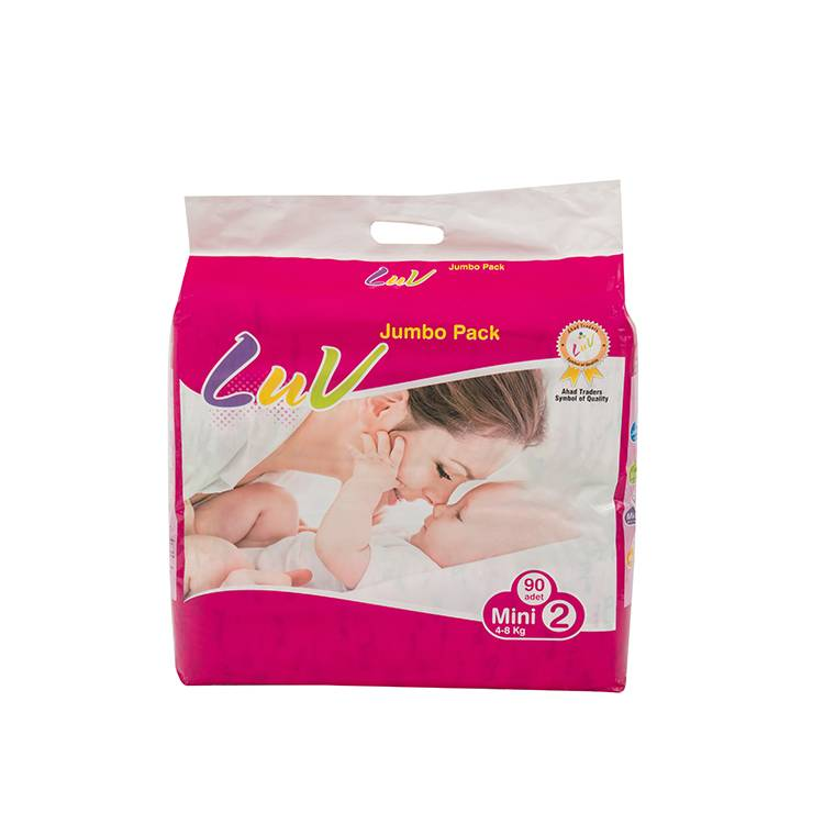 Disposable OEM Baby Diapers manufacturer for africa market Featured Image