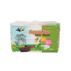 Wholesale Price Top Quality Free Sample Best Selling Disposable Baby Diaper Nappy