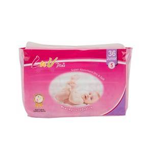 Disposable OEM Baby Diapers manufacturer for africa market