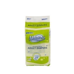 Manufacturer Direct Sale Disposable Super Absorbent Ultra Thick Adult Diaper