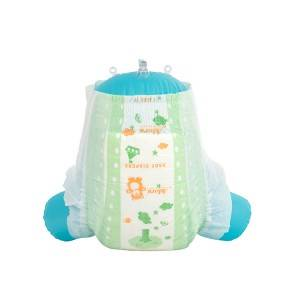 Cheap Price High Quality Disposable Baby Diaper Manufacturer from China
