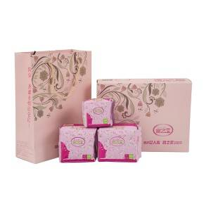 Female Cotton Sanitary Pad Brands,Sanitary Pad Women, Cold Mint Herbal Anion Sanitary Pad