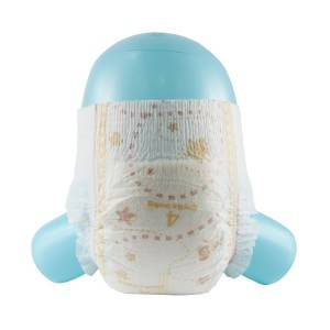 Made in china baby diapers disposable high quality camera baby diapers