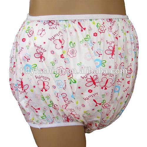Waterproof Adult Diaper Plastic Pants