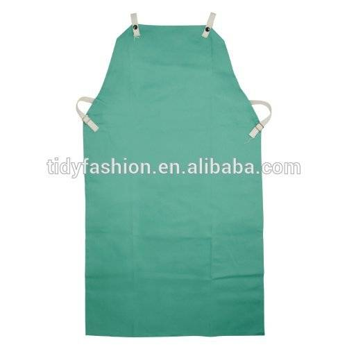 Durable Bule Chemical Aprons PVC For Men