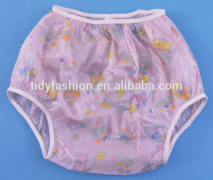 Incontinence Diapers Plastic Pants For Adult