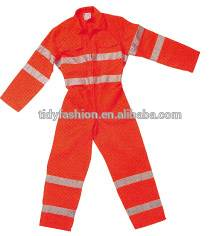 Safety Overall Flame Resistant Workwear