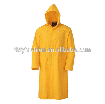 Waterproof Ladies Long coat Design