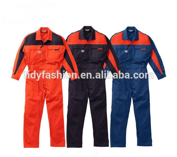 Coverall Blue Wear Rough Workwear For Painters