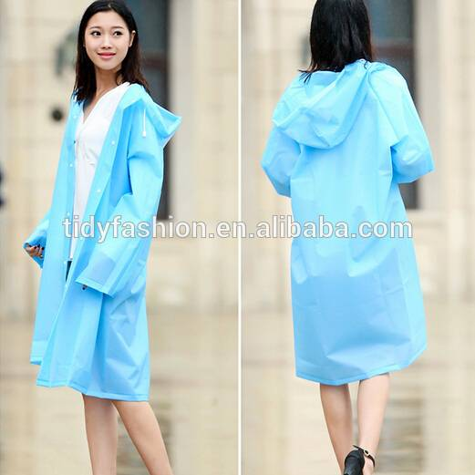 EVA Wholesale Raincoats For Women