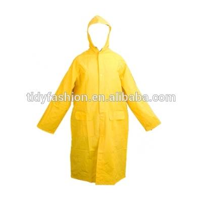 Cheap Classic Yellow Full Body Raincoat