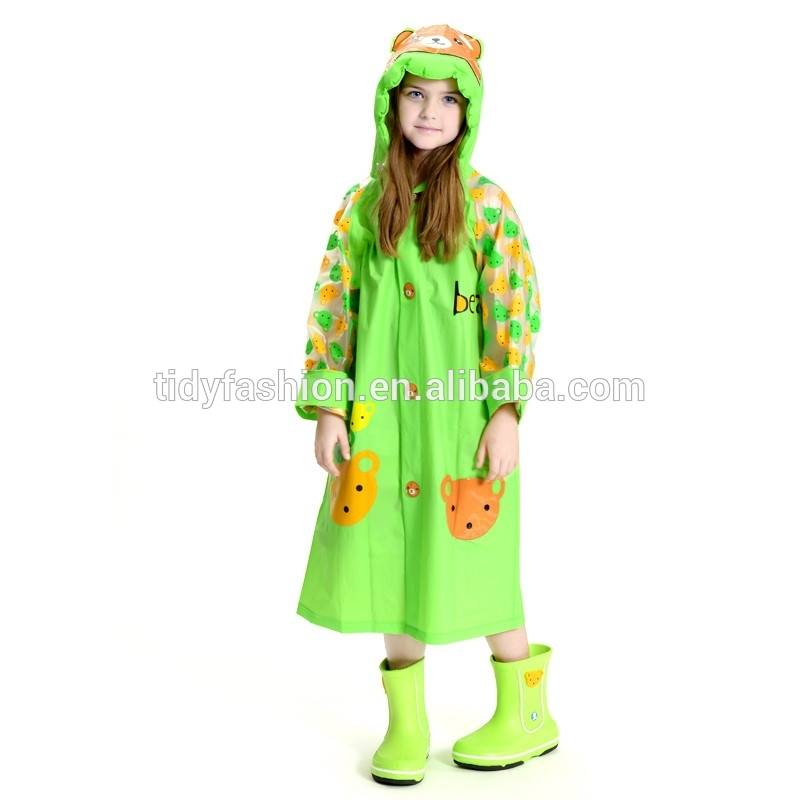2015 Primark Cute Rain Coats for Kids