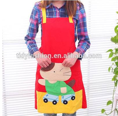 Factory selling Kids Baking Apron - Waterproof & Oil-waterproof Adult Apron PVC – Tidy