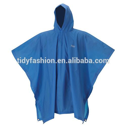 Waterproof Double Target Plastic Poncho
