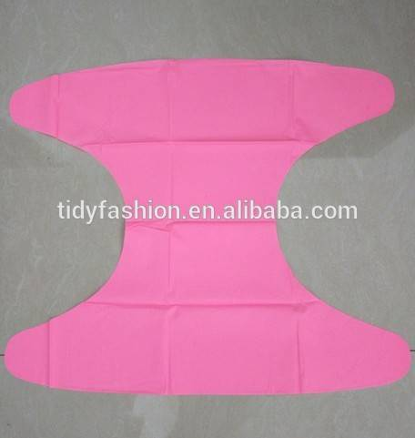 Colored PVC/PEVA Tie-pant Disposable Baby Diaper